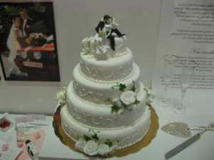 A passionate cake