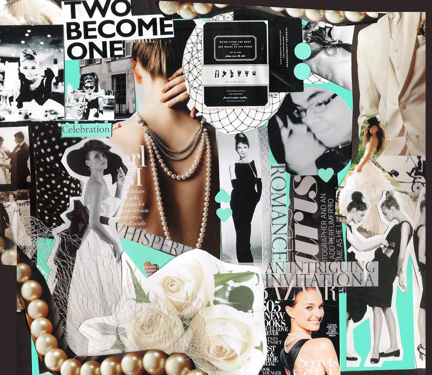 Tiffany Blue And Black Wedding Ideas: She Says: Breakfast At Tiffany's Wedding
