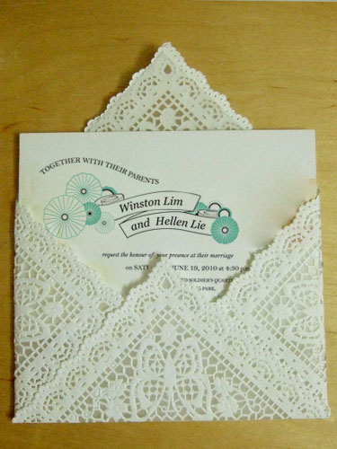 outdoor invites