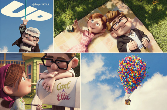 disney pixar up logo. Balloon Inspiration – UP!