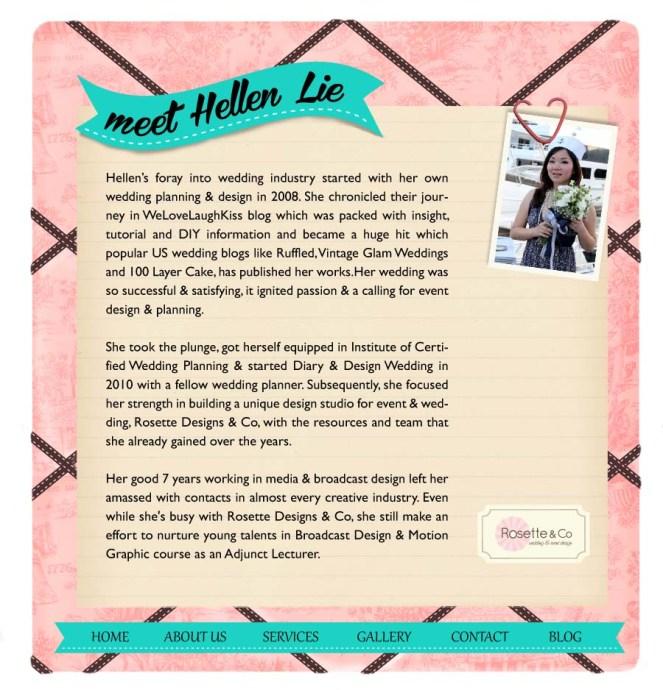 Meet Hellen Lie