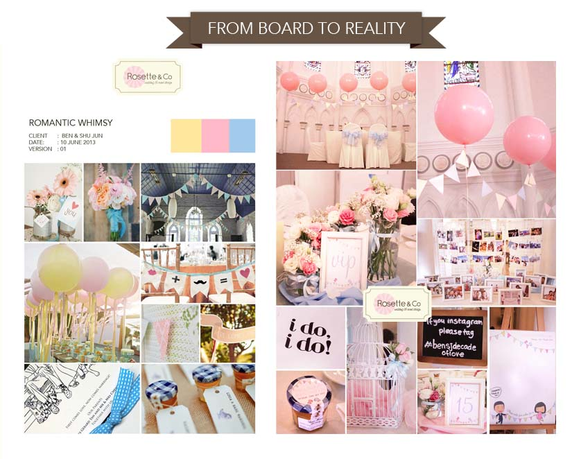 2013 Weddings From Board To Reality Behind The Scene Of Building