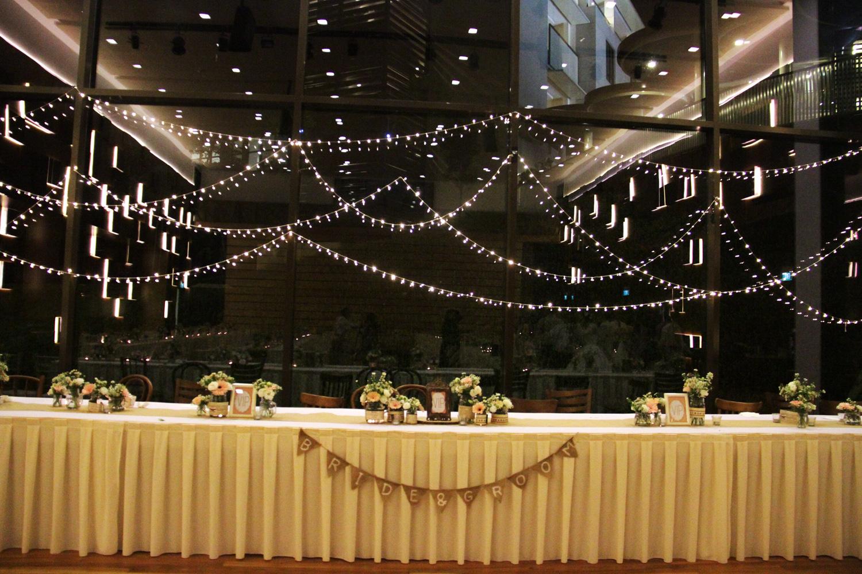 Wedding ideas fairy lights we love laugh kiss - Fairy light decoration ideas ...