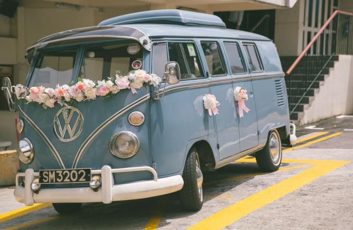Volkswagon camper