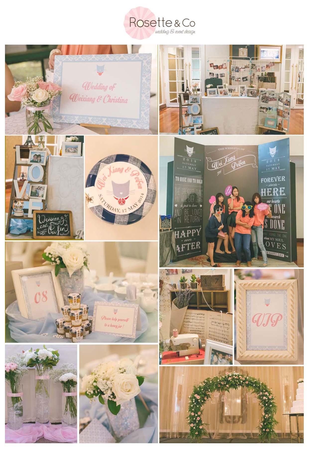 Elegant wedding reception decorations sg wedding real weddings w p intercontinental singapore we love junglespirit Gallery