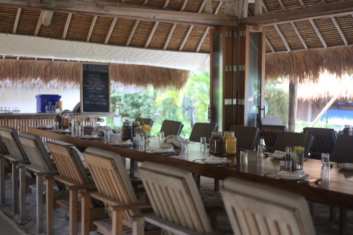 Dinning Room, Nikoi Island