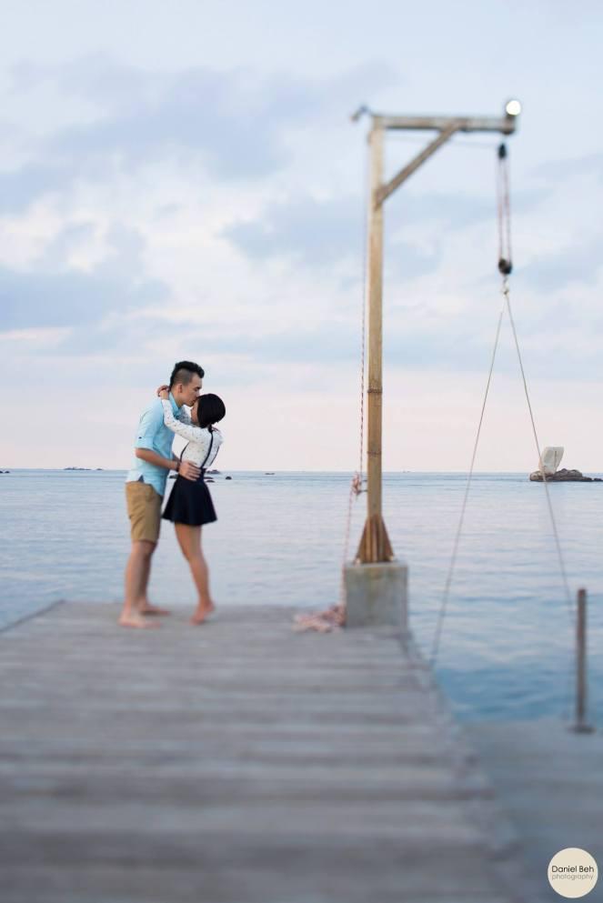 Nikoi Island Pier