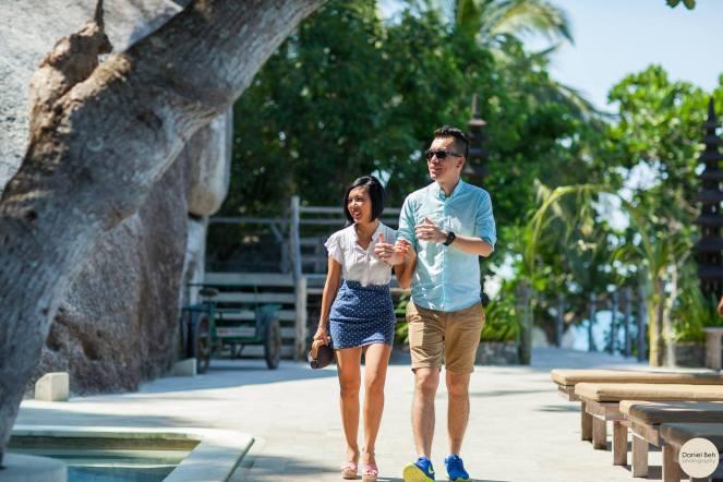 Nikoi Island: Ben & Joy