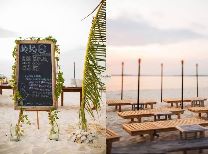 Nikoi Island Seaview BBQ Dinner