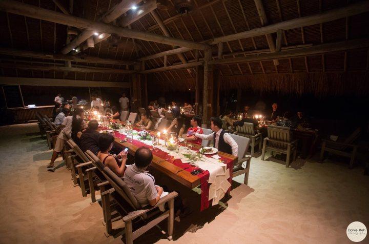 Nikoi Island: Grand Dinner