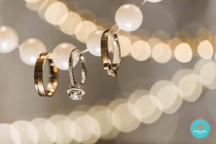Sam & Bernie's Wedding Rings