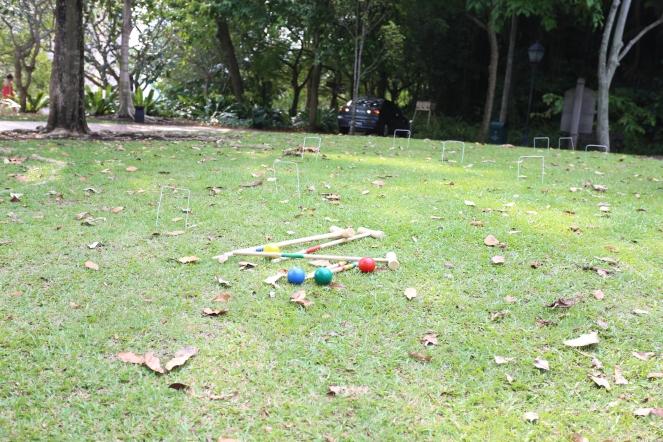 Lawn Games - Croquet